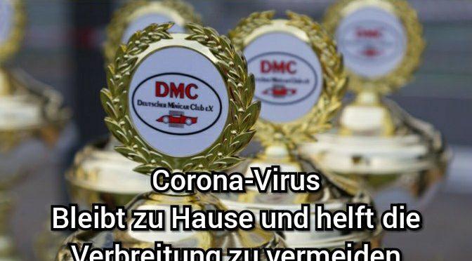 Corona Virus – Haltet euch an die Auflagen