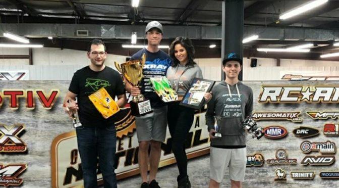 Keven Herbert ist ROAR National Champion