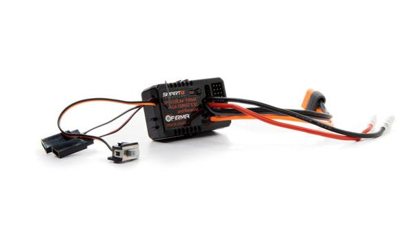 Smart für deinen Crawler – SPEKTRUM® FIRMA 40 AMP BRUSHED SMART