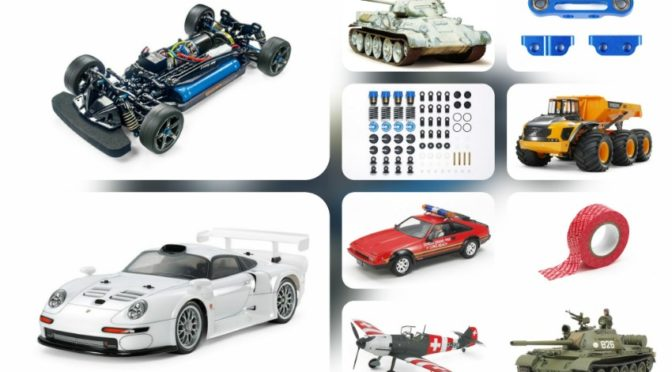 TAMIYA – NEUHEITEN April 2020