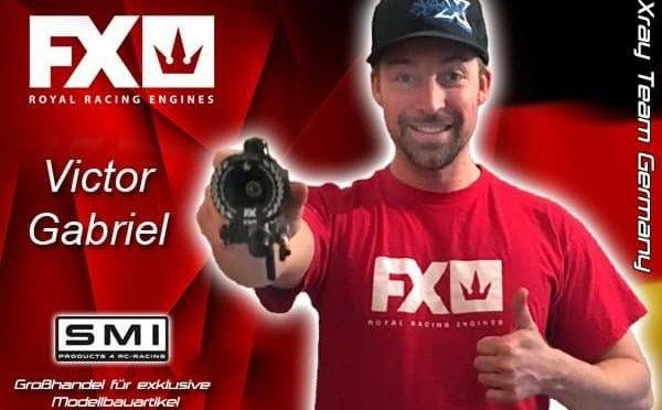 Victor Gabriel setzt auf FX Engines
