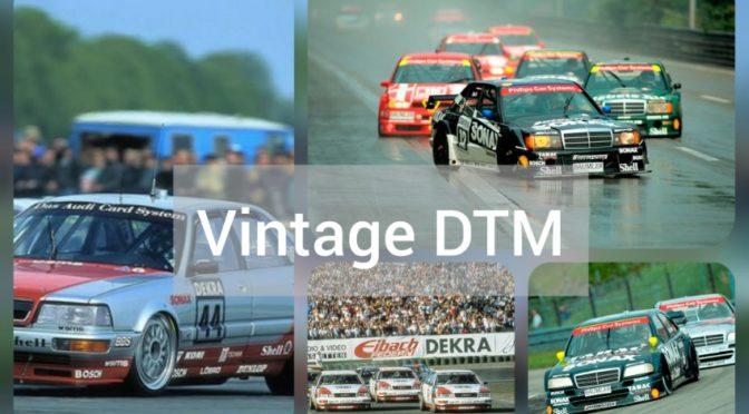 Coming soon: Das Euro Masters mit DTM-Klasse