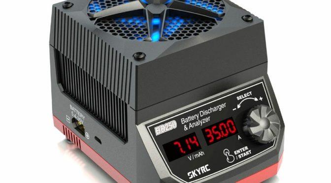 SkyRC Entladegerät 35A 250W