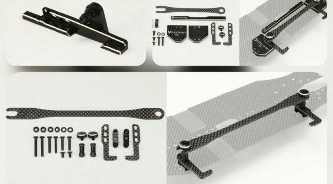 Neue Teile für den Yokomo BD10