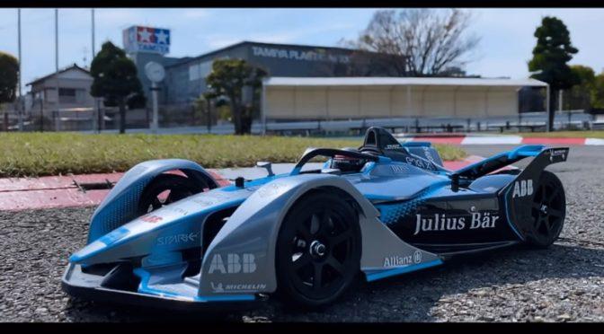 Formel E GEN2 – Der TC-01 kommt