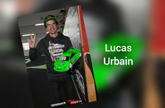 Lucas Urbain im ETS-FAMILY INTERVIEW