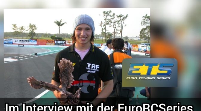 Marc Rheinard im ETS-Family Interview