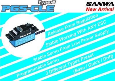 PGS-CLE Type-E von Sanwa