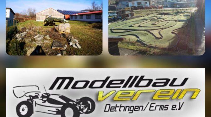 Der Modellbauverein Dettingen/Erms e.V. im Blick