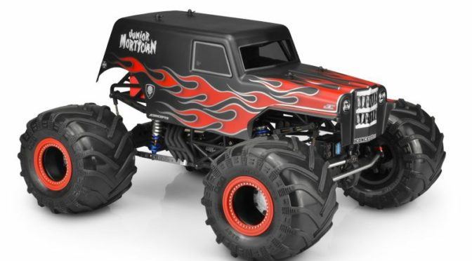 JCI Junior Mortician Karosserie von JConcepts