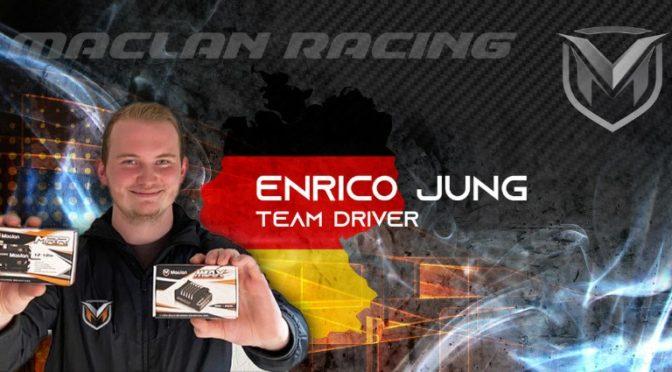 Enrico JUNG joins MACLAN