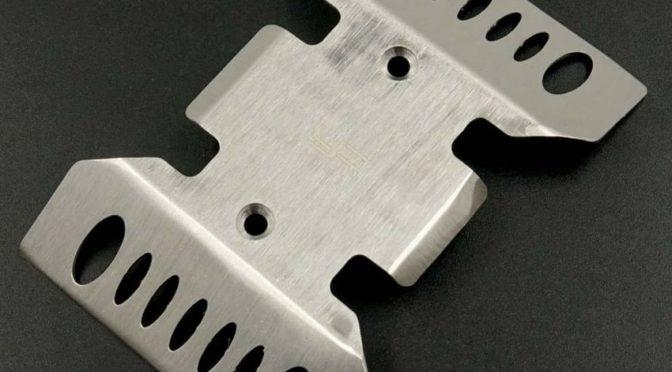 Unterfahrschutz für den Axial SCX10-3