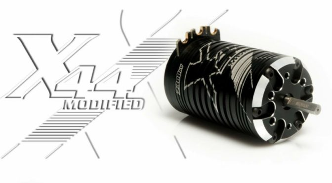 LRP X44 1/8 Sensored Brushless Motor