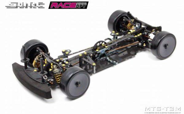 Interessante Variante – 1:10 MTS T3M 2020 Mittelmotor TW
