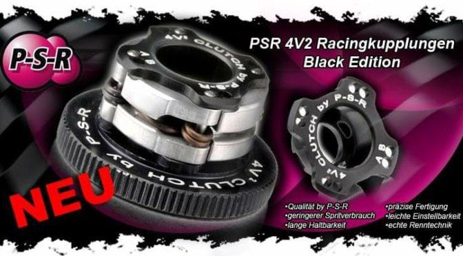 Gut gekuppelt – PSR Racing Kupplung 4V² Black Edition