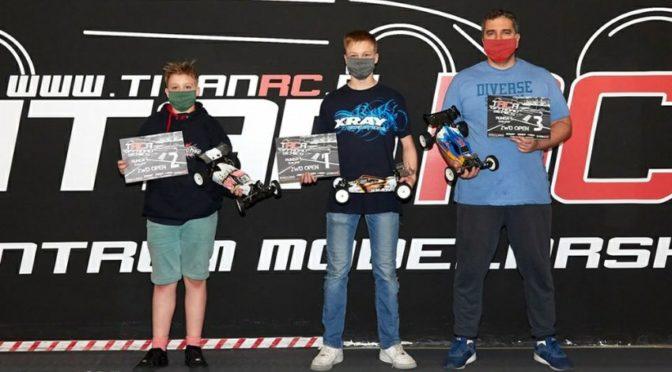 Bartek Kramza schafft das Triple in Polen
