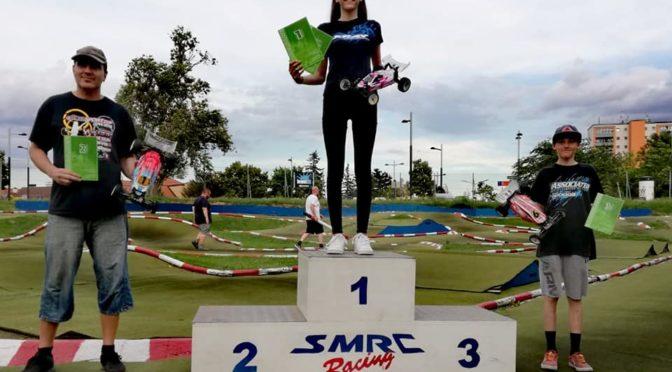 Antonia Kovalszki mit Doppelsieg beim SMRC