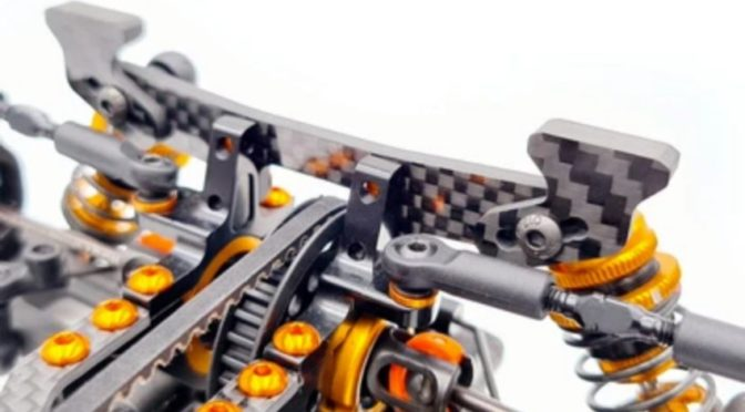 FRONT BODY STABILIZER FOR LOW SHOCK TOURING CARS