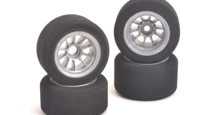 Contact RC präsentiert F1 1/10 Reifen