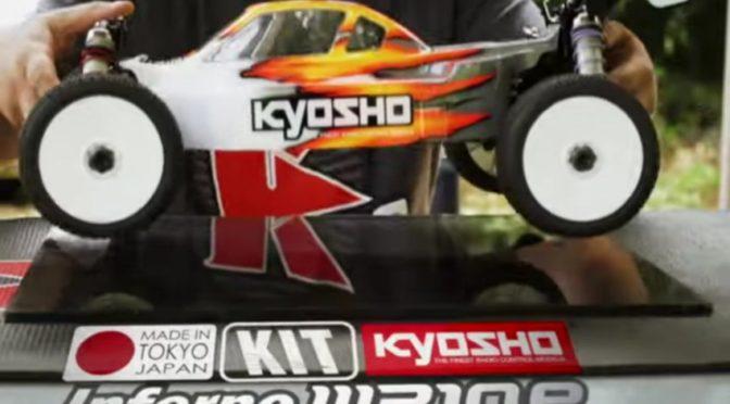 Das ist der neue Elektro 1/8 Offroader von Kyosho – Der MP10e