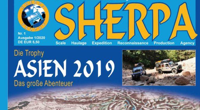 Das Magazin zur SHERPA-Trophy