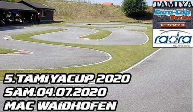 Auf geht's zum 5.Tamiya Cup Austria 2020 beim MAV Waidhofen