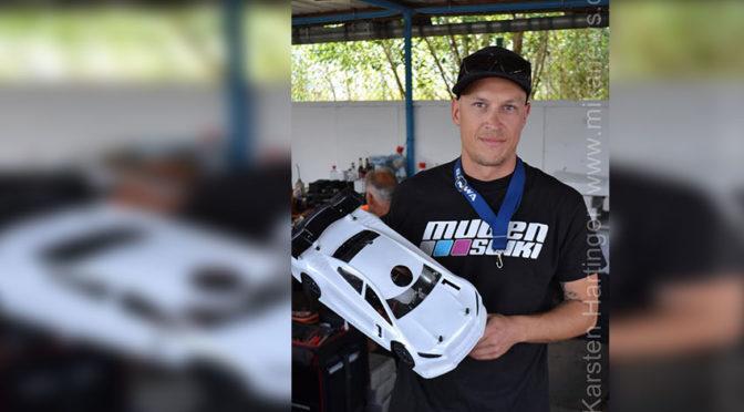 Robert Pietsch von Team Mugen Seiki im Interview
