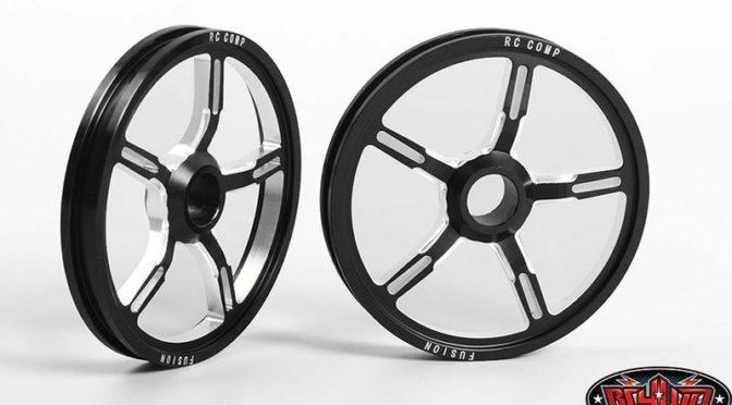 RC4WD RC Components Fusion Drag Race Felgen