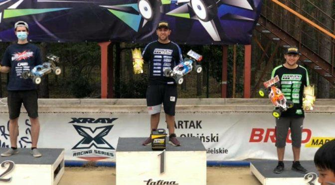 Burak Kilic gewinnt den zweiten Lauf zur polnischen Meisterschaft 2020