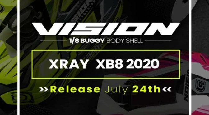 Bittydesign Co. kündigt die Vision Karosserie für den XB8 an