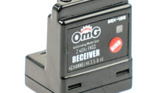 OMG ERX 482R 4-Kanal SSL Empfänger