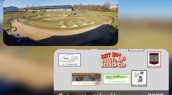 Über 60 Nennungen für den ersten Lauf zum Hessencup