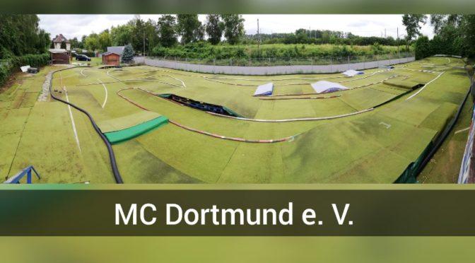 Training beim MC Dortmund für den NORC und SK-LAUF