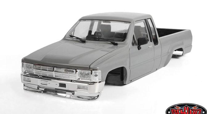 Zurück in die Zukunft – 1987 Toyoto XtraCab Hard Body