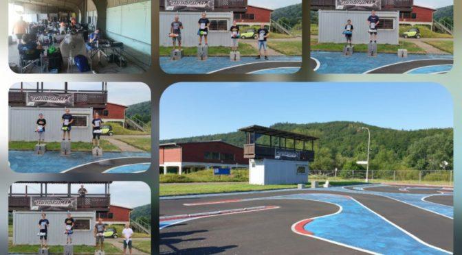 Heißes RCK-Challenge Rennen beim RCCT-Münden