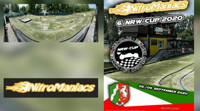 NRW-Cup 2020 bei den Nitromaniacs