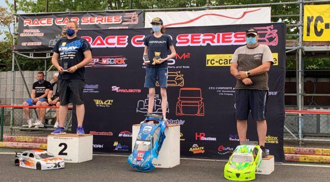 EMMANUELLE VANHAESENDONCK siegt bei der Race Car Series @Mck Dormagen