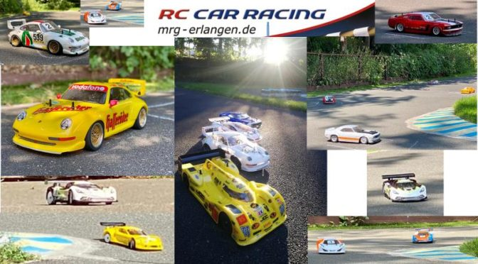 RCK Kleinserie zu Gast bei der MRG Erlangen