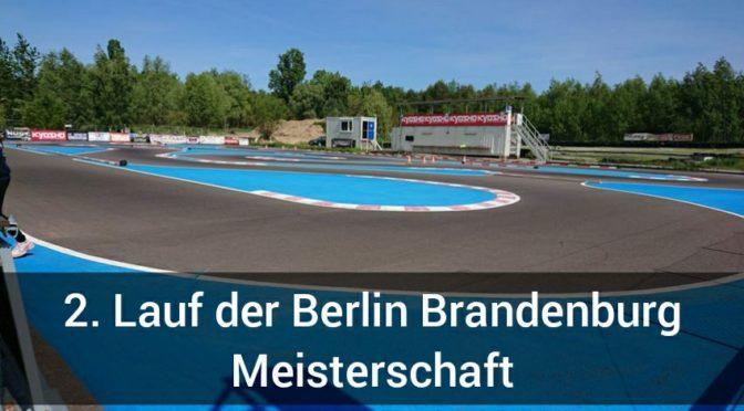 2.Lauf zur Berlin Brandenburg Meisterschaft beim RC-Speedracer