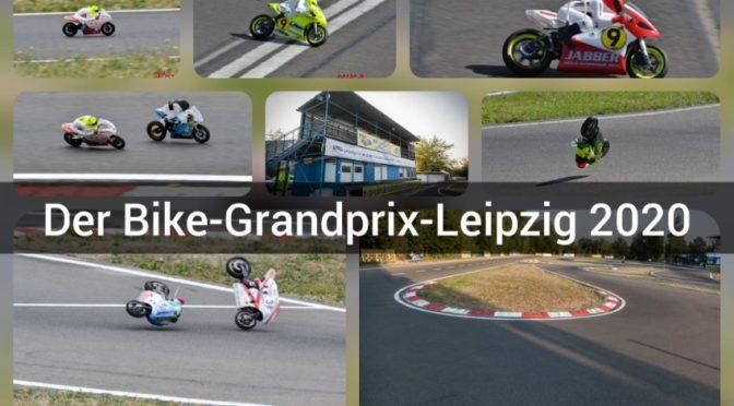 Auf zwei Rädern – Der Bike-Grandprix-Leipzig 2020
