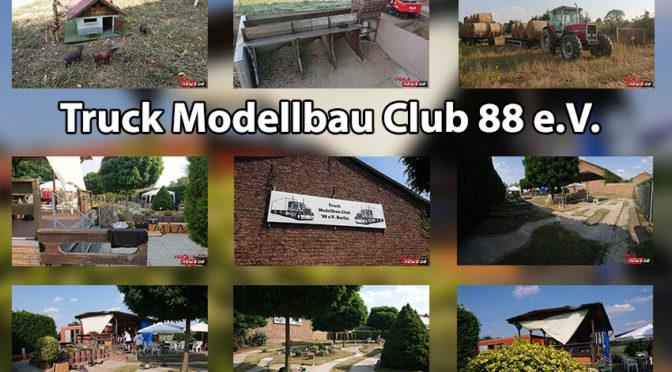 Truck Modellbau Club 88 e.V. Berlin – In Rotberg zu Hause