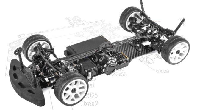 ST2.1 2WD FWD von WRC-Racing