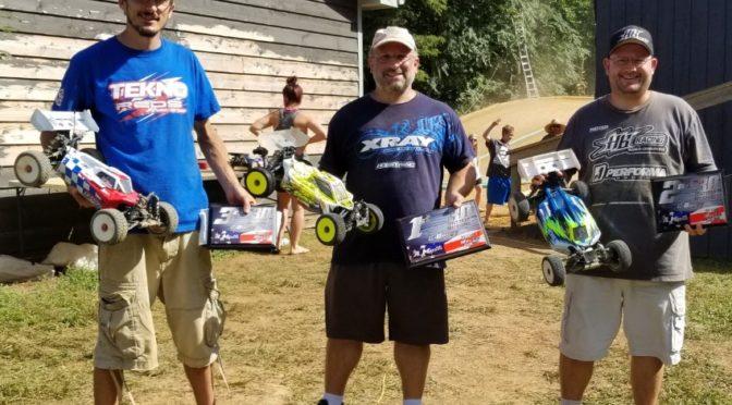 Paul Ciccarello gewinnt bei den Tiltyard Worlds – Tiltyard – Dayton, VA, USA