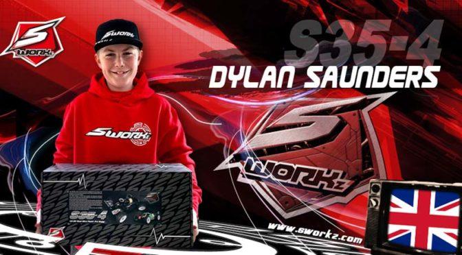 Dylan Saunders nun im SWORKZ Werksteam