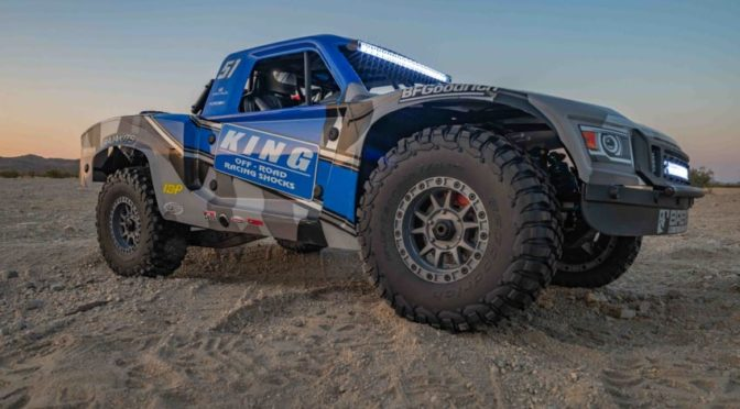 Super Baja Rey 2.0: 1/6 4wd Elec Desert Truck-King