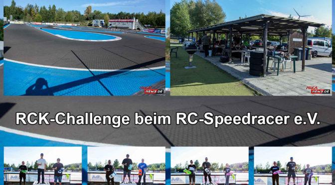 Entspannter Renntag bei der RCK-Challenge Ost beim RC-Speedracer