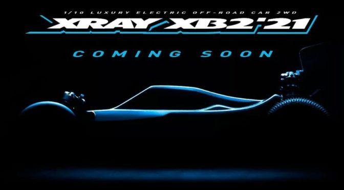 Xray XB2'21 – Coming soon