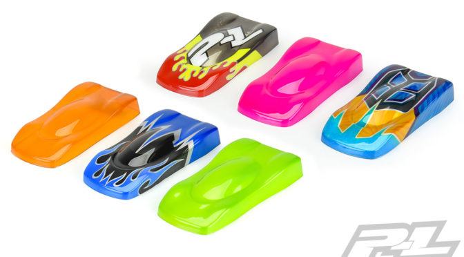 Speed Forms (6-Pack) Mini Karosserien zum Probieren