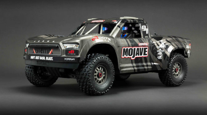 ARRMA® MOJAVE™ 1/7 EXB Desert Truck Roller