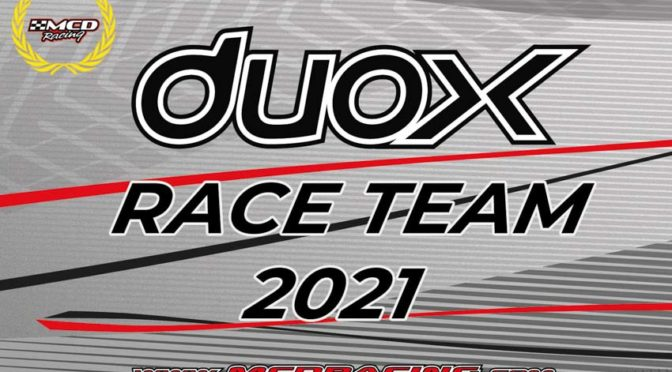 Erste Fahrer des DUOX Race Teams für 2021 stehen fest